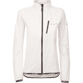 VAUDE Drop III Jas Dames, white